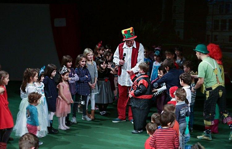 Marian Ralea teatrul national pentru copii