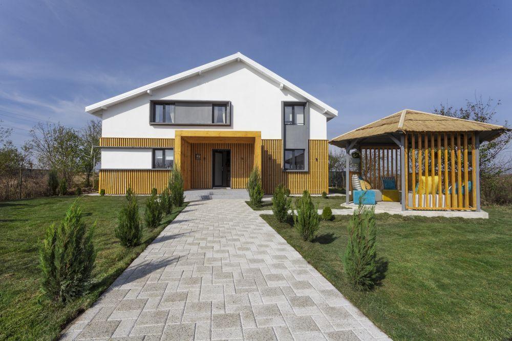 Casa dupa renovare
