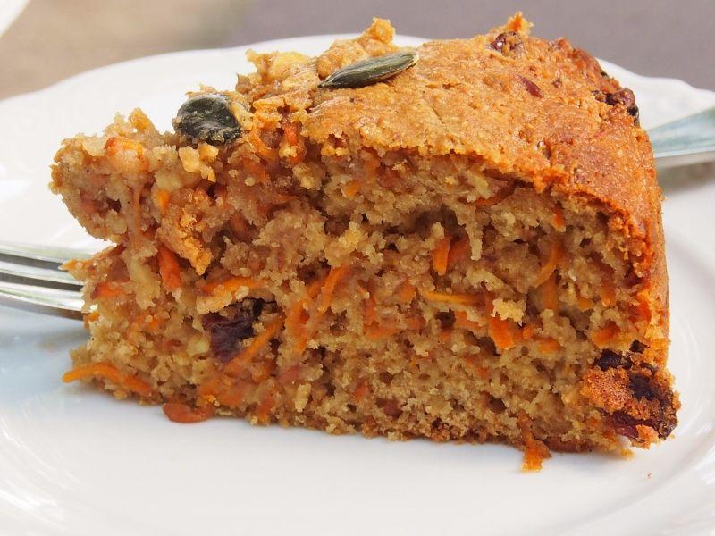 Apple Sultana Cake Recipe