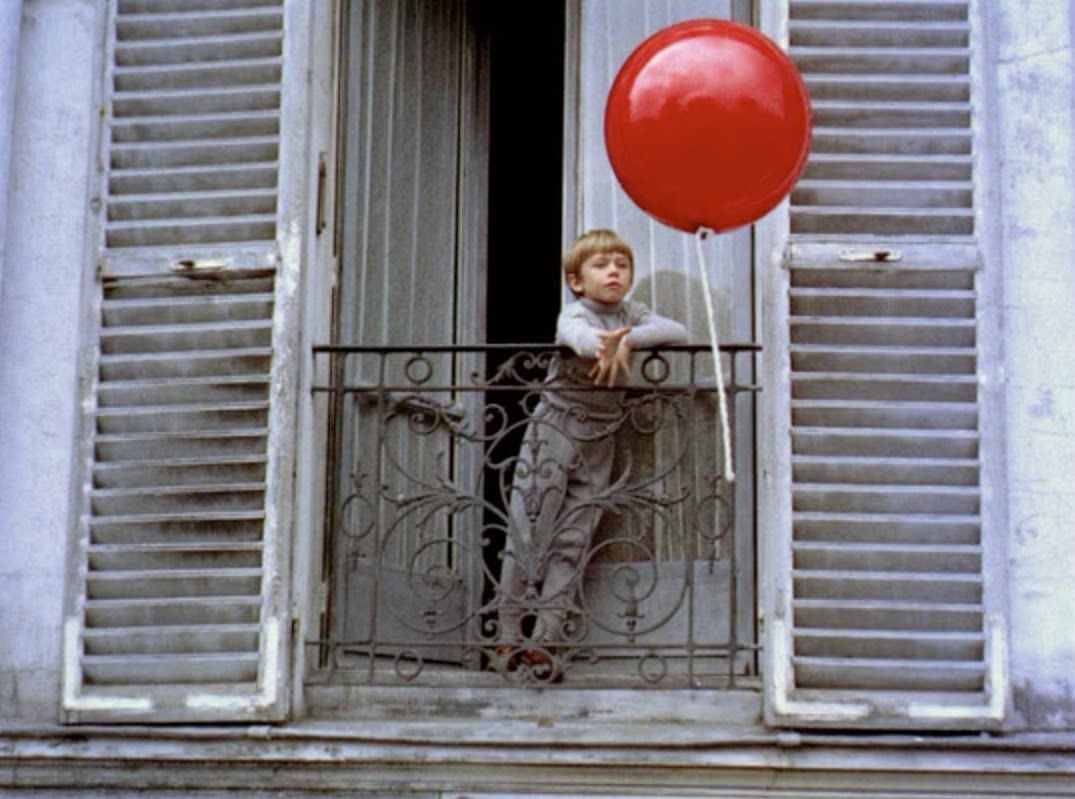 The Red Balloon Le Ballon Rouge 1956 Rotten Tomatoes Hd 1075x799