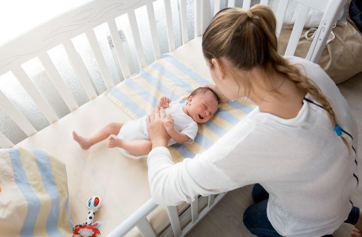 mama bebelus siguranta