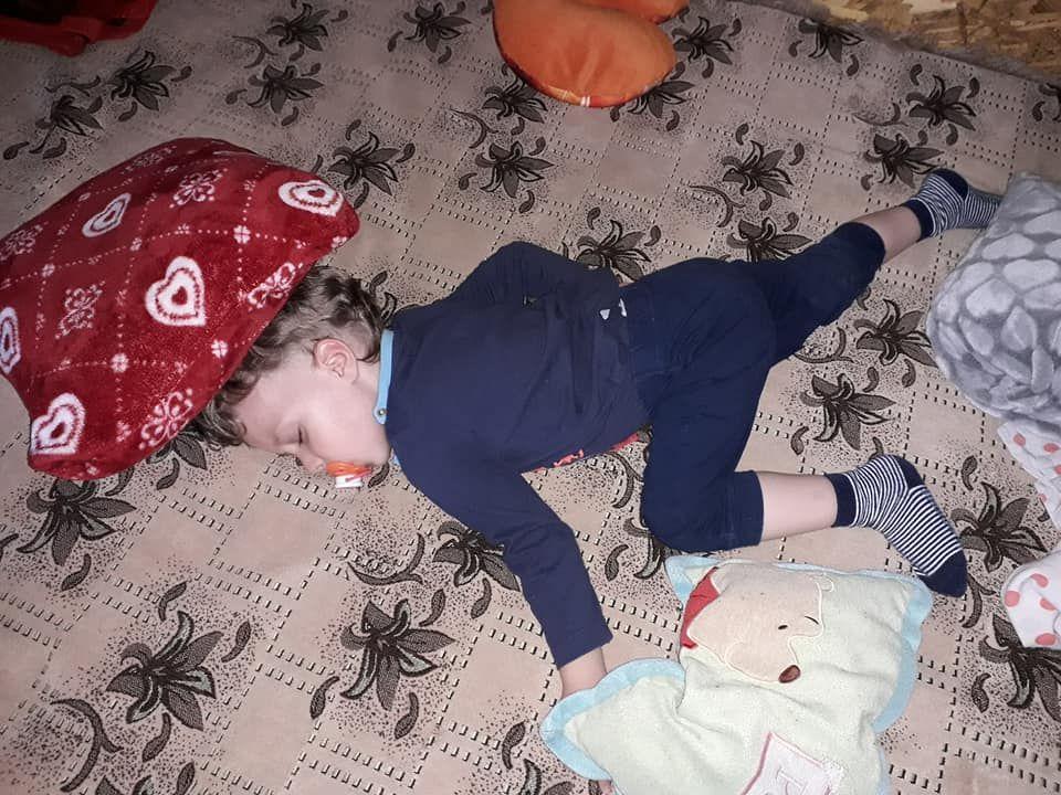 George la somnul dupa amiaza
