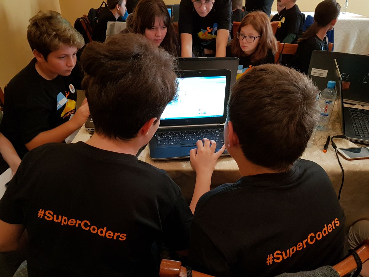 copii computere supercoders