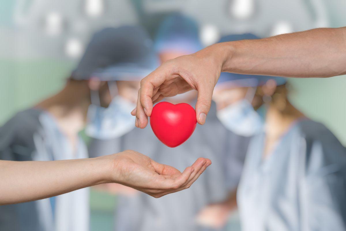 donare organe inima medic