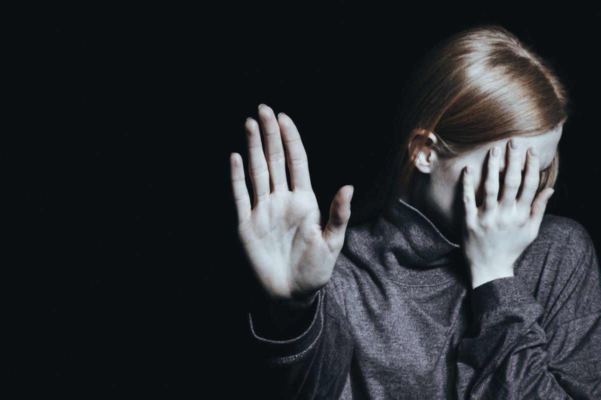 femeie agresata
