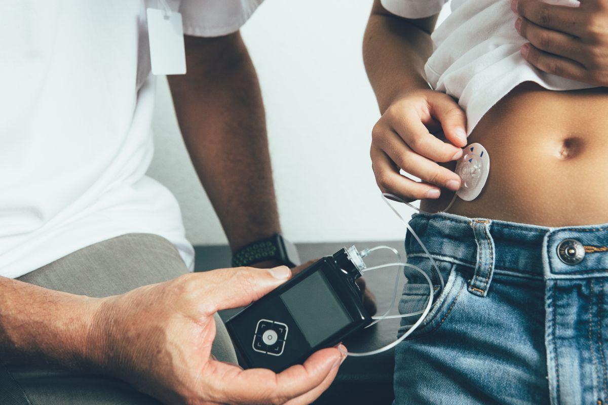 Asa arata un aparat pentru dozarea insulinei