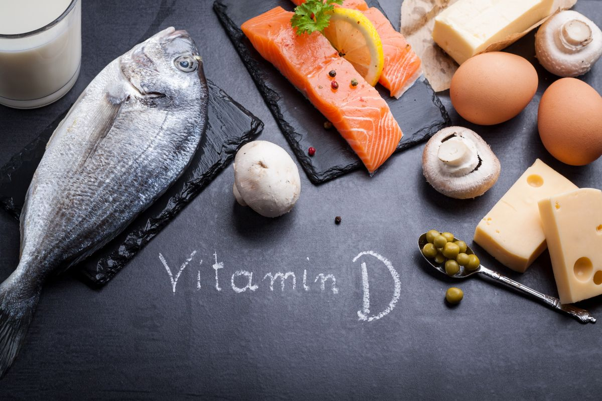 alimente surse de vitamina D