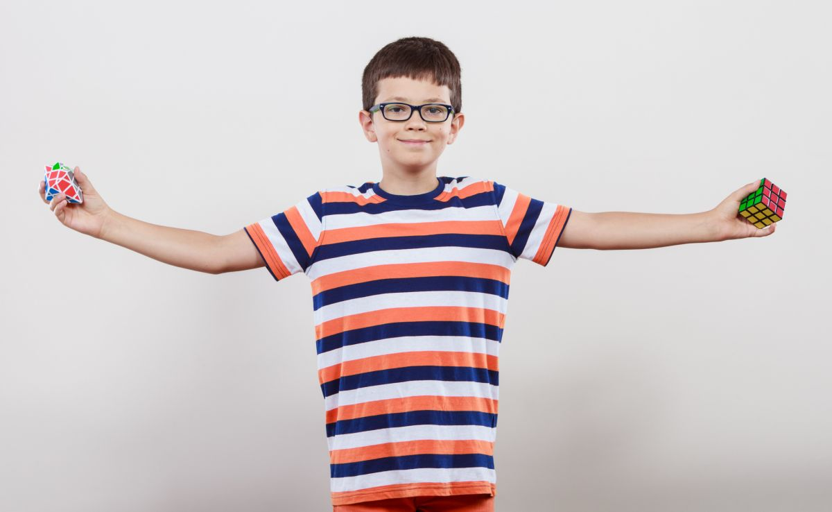 copil cub rubic