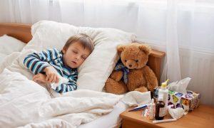 boli de primăvară la copii