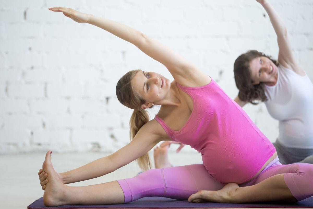 gimnastica la gravidă