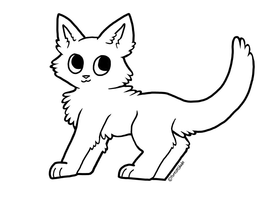 Planse De Colorat Cu Pisici Totul Despre Mame