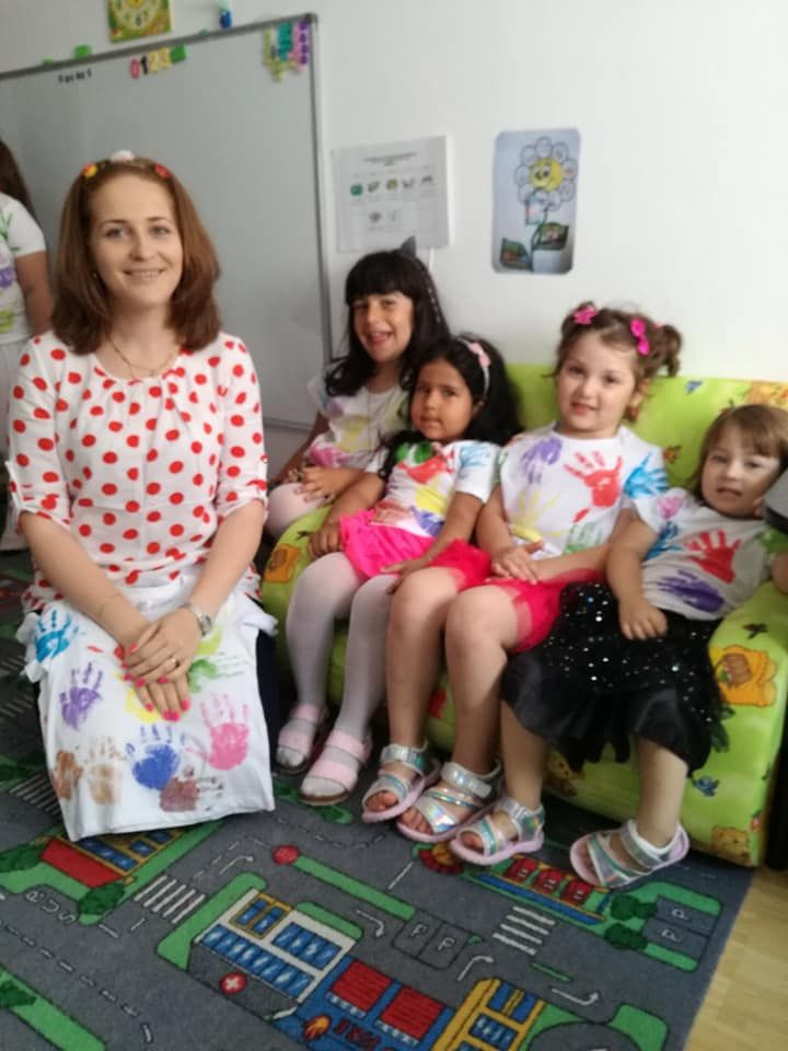 educatoare din București