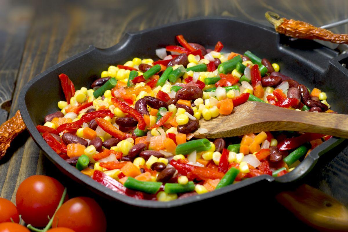 salată pentru copii