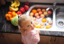 cu ce se spală fructele și legumele