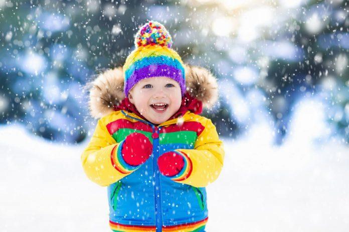 poezii de iarnă pentru copii de 2-3 ani