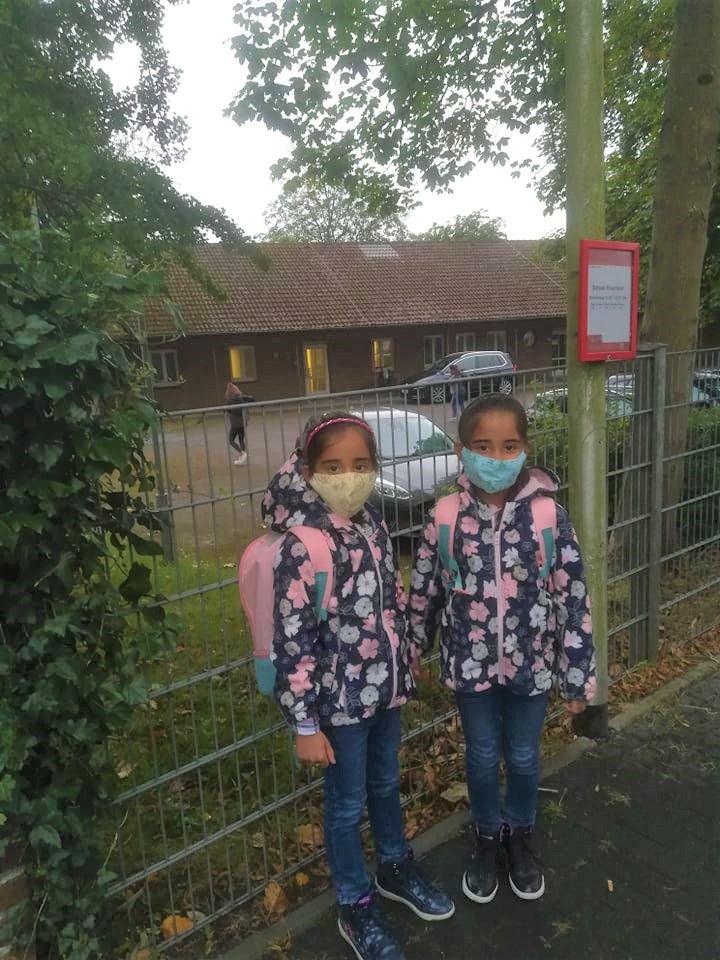 scoala in pandemie Germania
